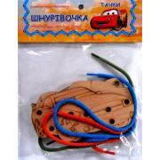 """Гра-шнурівка дерев'яна (За мотивами мультфільму """"Тачки""""), Jum-3400-47"""