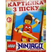 """Картинка з піску """"Ninjago"""" - 52612-177"""