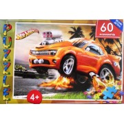 "Пазл, 60 элементов, ""Hot Wheels"" - SHJ235-01"