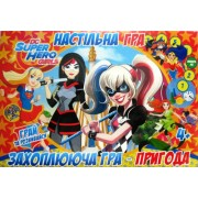 "Гра-ходилка ""Дівчата-супергерої"" - Jum-CHE2368-244-01"