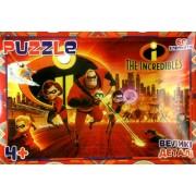 Пазл, 60 елементів, Jum-P-60-RTL0116-16 (The Incredibles)