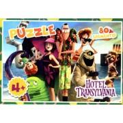 Пазл, 80 елементів, Jum-P-80-SHJ256-23 (Hotel Transylvania)