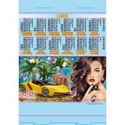 Календар-палатка на 2020 рік (стійка) КП-01