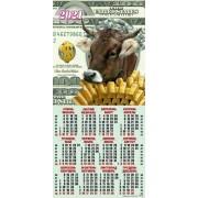 Календар-плакат третинка на 2020 рік (криса, ожина) ТР-05
