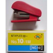 Степлерный набор (мини-степлер, скобы 2х33 шт. №10) - №69034