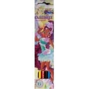 Карандаши цветные 6 цветов 7303NА-6 (Винкс)