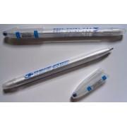 Ручка шариковая GLOBAL-21 синяя (1 шт.)