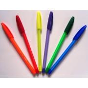 Ручка масляная PIANO PT-1158 (1 шт., синяя)