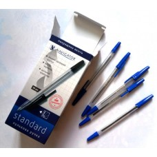 Ручка шариковая Standard navigator синяя 74005-NW (50 шт.)