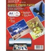 Фотопапір для принтера глянцевий А4 20арк.,180г/м2 Joyko Glossy GSP-A4-180