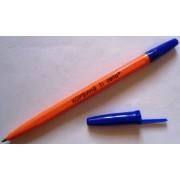 Ручка шариковая КОРВИНА синяя (1 шт.)