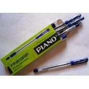 Ручка масляная PIANO PТ-111 синяя (10 шт.)