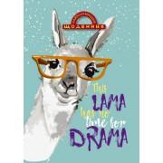 """Щоденник шкільний """"Найрозумніший. Лама"""" (тв. обкл. з поролоном)  - ТОВ """"Аркуш"""" 1B1095-13"""