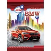 """Щоденник шкільний """"Класний. BMW"""" (тв. обкл., 96 ст.)  - ТОВ """"Аркуш"""" 1B1105-13"""