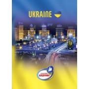 """Щоденник шкільний """"Класний. Україна"""" (тв. обкл., 96 ст.)  - ТОВ """"Аркуш"""" 1B1107"""