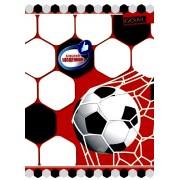 """Щоденник шкільний """"Класний. Футбол"""" (тв. обкл., 96 ст.)  - ТОВ """"Аркуш"""" 1B1117-17"""