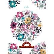 """Щоденник шкільний """"Найрозумніший. Пташки і квіти"""" (тв. обкл.)  - ТОВ """"Аркуш"""" 1B1162-12"""