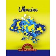 """Щоденник шкільний """"Найрозумніший. Україна"""" (інтегр. обкл., 96 ст.)  - ТОВ """"Аркуш"""" 1B1193-04"""