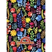 """Щоденник шкільний """"Найрозумніший. Квіти"""" (інтегр. обкл., 96 ст.)  - ТОВ """"Аркуш"""" 1B1194-02"""