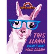 """Щоденник шкільний """"Найрозумніший. Лама"""" (м'яка обкл., 96 ст.)  - ТОВ """"Аркуш"""" 1B1241-23"""