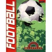 """Щоденник шкільний """"Найрозумніший. Футбол"""" (м'яка обкл., 96 ст.)  - ТОВ """"Аркуш"""" 1B1250-22"""