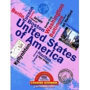 """Словник-довідник з англ. мови """"Найрозумніший. USA"""" (м'яка карт. обкл., 96 ст.) - ТОВ """"Аркуш"""" 1B1308-12"""