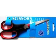 Ножиці 19 см (пластмасові ручки) - SCISSORS 24542