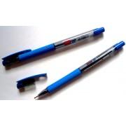 Ручка кулькова з пастою синього кольору NATARAJ BPN-116 (1 шт.)
