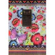 """Щоденник шкільний """"Квіткові фантазії"""" (м'яка обкл., 96 ст.)  - ТМ """"Мандарин"""" Щ-В5-48-Ск-МК-1662-06"""