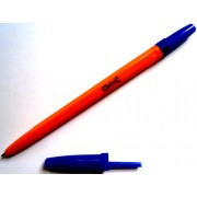 Ручка кулькова з чорнилом синього кольору CTRL+C 30103-KN (1 шт.)