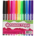 """Фломастери """"Кнопка"""" 52715-KN (12 кольорів)"""