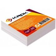 """Папір для нотаток (білий, не склеєний, 85х85 мм, 300 аркушів) - """"KROK"""", KR-1111"""