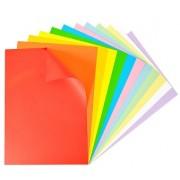 Папір кольоровий двосторонній (А4, 10 кольорів, 10 арк., 80 г/м²)
