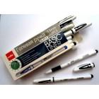 Ручка гелевая CELLO CL-801A черная (12 шт.)