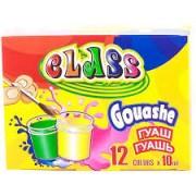 Фарби гуашеві 12 кольорів - CLASS-7619
