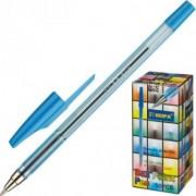 Ручка кулькова з чорнилом синього кольору - BEIFA-АА927-BL (1 шт., синя)