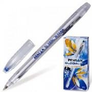 Ручка кулькова з чорнилом синього кольору - PENSAN GLOBAL-2221 (1 шт., синя)