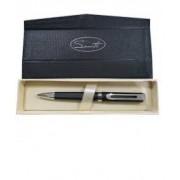 Ручка капілярна, подарункова, у футлярі, Sonata, R-301-2, чорне чорнило