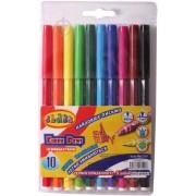 """Фломастери 10 кольорів, """"Легке змивання"""", діам.- 9 мм., 2710, PREMIUM, CLASS"""