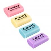 Гумка Mellow mini, різнокольорова, асорті, 1193-A, AXENT