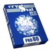 Папір офісний А4 CRYSTAL PRO, щ.80, 500 аркушів