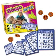 "Гра ""Bingo Лото"" - Майстер МКМ-0315-06"