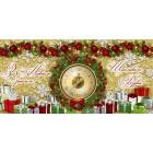 """Конверт для грошей """"З Новим Роком! Щасливого Різдва!"""" - Этюд Т-453у"""