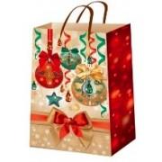 """Пакет ламінований новорічний (16,5х26х7 см) - ТОВ """"ТБВ """"Едельвейс"""" П5-076"""