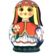 """Магніт тонкий """"Лялька"""" - Фоліо ФМ-008"""