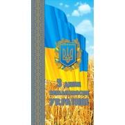 """Листівка євроформат """"З Днем Незалежності України!"""" - Фоліо Плюс Ф-ЕФ-2705 (без тексту)"""