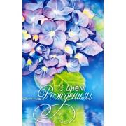 """Открытка """"С Днем Рождения!"""" - Эдельвейс 08-05-1475"""