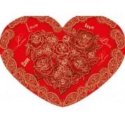 Листівка-валентинка (14,0х11,0 см, укр.) - Этюд МСТ-180у