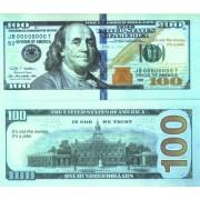 Денежная купюра сувенирная 100 Долларов (1 уп. = 80 шт., новые) - №19