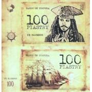 Денежная купюра сувенирная 100 Пиастр (1 уп. = 80 шт.) - №28